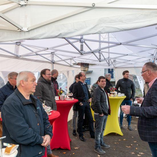 Eerste project Lindenhof van start op 10 december 2