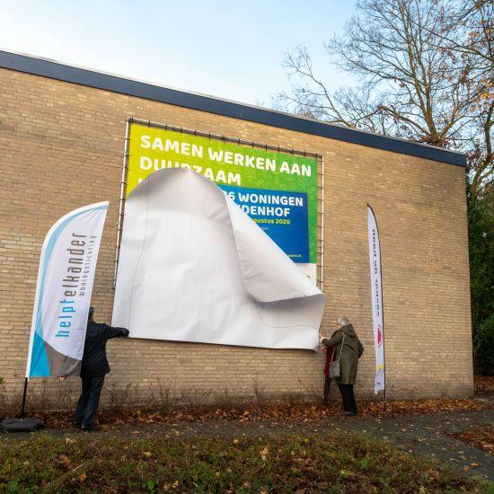 Eerste project Lindenhof van start op 10 december 1