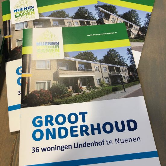 100% akkoord project Lindenhof